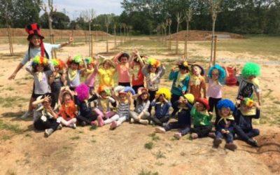 Sortida d'Educació Infantil a la Casa Colònies Mogent