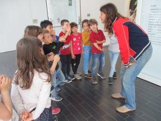 """Els alumnes d'E.I 5 anys al museu de """"La Tela"""""""