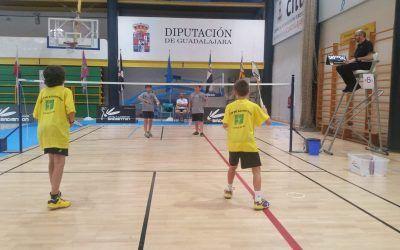 El Col·legi Jardí, molt ben representat al Campionat d'Espanya de bàdminton escolar