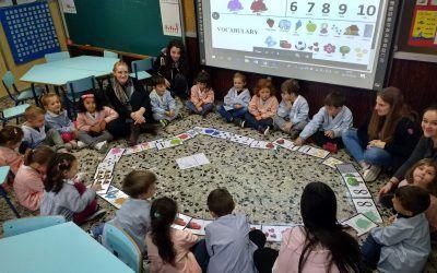 Tallers d'anglès a Educació Infantil