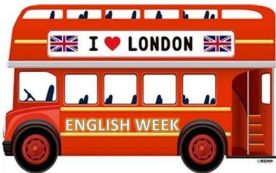 ENGLISH WEEK AT COL.LEGI JARDÍ. 1ts-5th APRIL