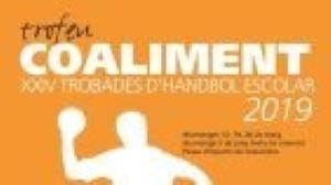 Diumenge 5 de maig. Inici del XXIV Torneig d'Hanbol Escolar COALIMENT.