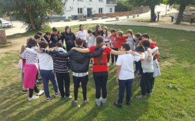 6è. Activitats de cohesió a la Granja Escola. Sta. Mª de Palautordera.