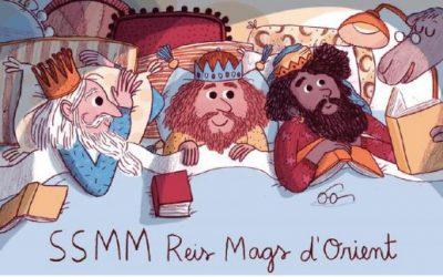La Biblioteca ha fet la Carta als Reis