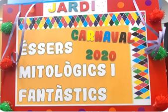 CARNAVAL 2020! ÉSSERS MITOLÒGICS I FANTÀSTICS!