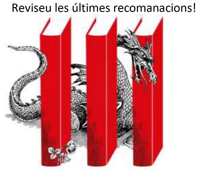 LLIBRESCONFINATS: Últimes lectures recomenades per Sant Jordi. Alumnes de 6è.