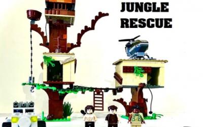 LEGO IDEAS: el disseny presentat pel Bruno Chicca, 2n d'ESO, ha estat ACCEPTAT! Enhorabona Bruno!