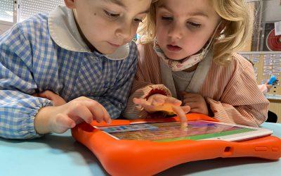 TAULETES a P4: eina d'aprenentatge i coneixement!