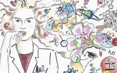 11 de febrer. Dia Internacional de les Dones i les Nenes en la Ciència.
