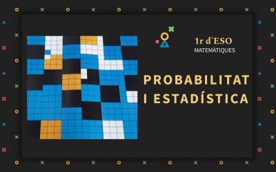 SEGUR, PROBABLE O IMPOSSIBLE…PROBABILITAT I ESTADÍSTICA. 1r d'ESO.