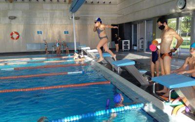 Comença el curs de natació escolar 2021-2022!
